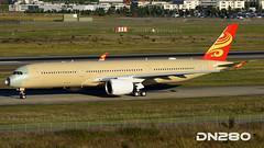 Hong Kong Airlines A350-941 msn 168 (dn280tls) Tags: hong kong airlines a350941 msn 168