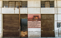 Old bakery (MiP73) Tags: 2017 greece methoni old bakery closed