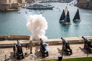 Rolex Middle Sea Race. Malta