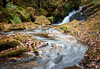 Postal cantábrica (galavardo) Tags: olympus pen penf lumix1232mm río river otoño fall