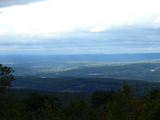 View from Hight Point State Park