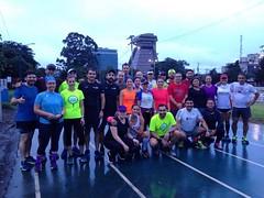 Martes pasado por agua. #soycorrecaminos #marathontraining #training #costarica #running #chicagomarathon #mcmmarathon #portlandmarathon #nycmarathon #phillymarathon #sacramentomarathon