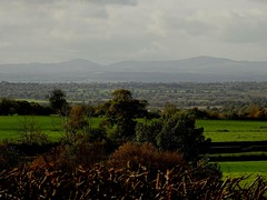 View Of Welsh Mountains From Cheshire Oct 2017 (mrd1xjr) Tags: view of welsh mountains from cheshire oct 2017