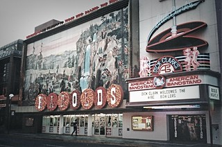 Reno Nevada ~ Dick Clark's American Bandstand Club Harolds Club Casino  ~ Vintage