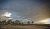 Parece que va a llover (Mercau) Tags: colunga amanecer asturias costa arriondas
