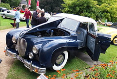 Austin A 125 Sheerline A Convertible (Vesters & Neirinck) 1949 (Zappadong) Tags: classic days schloss dyck 2017 austin a 125 sheerline convertible vestersneirinck 1949 zappadong oldtimer youngtimer auto automobile automobil car coche voiture classics oldie oldtimertreffen carshow