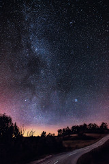 Milky Way , his another part (vlajko611) Tags: astronomy dark galaxy high sea landscape majestic milkyway rock rocky nature night nightscape nobody outdoor vertical sky star starry vivid wideangle trees wood forest road path meadow
