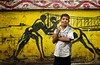 The Kolkata Happiness (Amazing Bangladesh ( Prithul )) Tags: canon canon6d sigma20mmf14 india kolkata travel asia westbengal portrait durgapuja2017