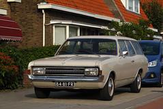 1967 Opel Rekord Caravan 1700 3.0 (rvandermaar) Tags: 1967 opel rekord caravan 1700 30 180 opelrekord c rekordc opelrekordc sidecode2 8481fr rvdm