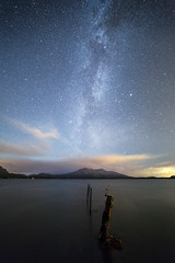 Symmetry (Graham Daly Photography (ASINWP)) Tags: canon6d countykerry grahamdalyphotography landscapephotography longexposure loughleane astro astronomyireland astrophotography clouds irishlandscapephotographer irishlandscapes killarneymountains killarneynationalpark killarneypins lakesofireland lakesofkillarney nightphotography nightshoot nightsky nighttime rolleitripod samyang14mm stars greatphotographers