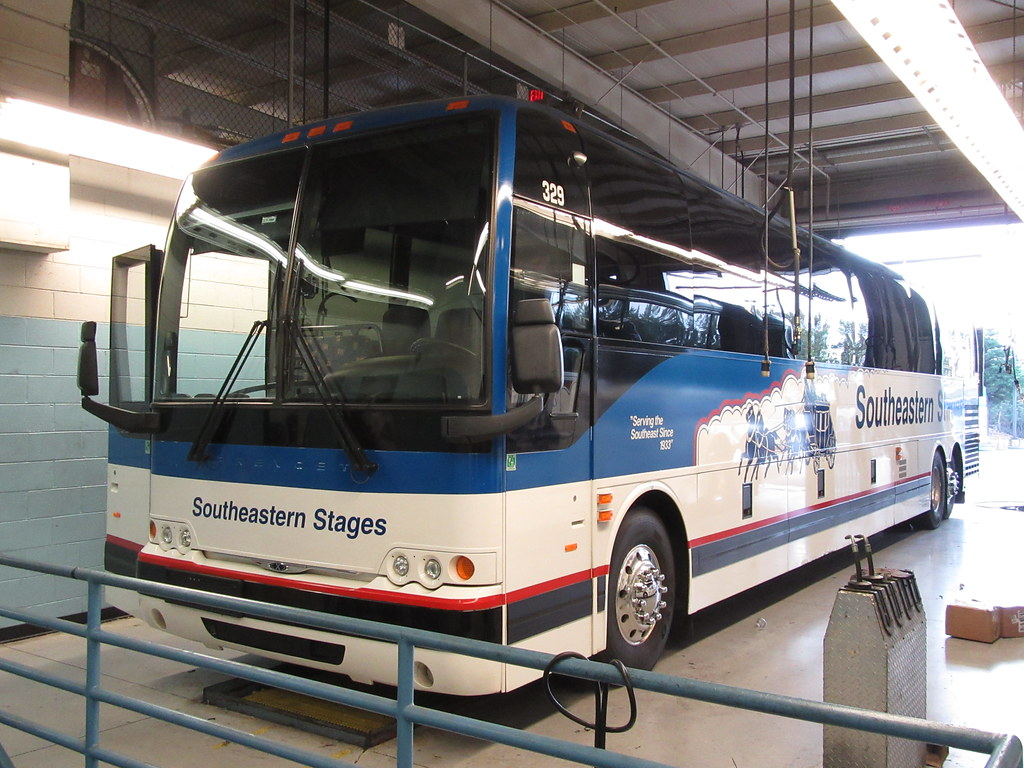The world 39 s most recently posted photos of prevost and for Atlanta motor coach companies