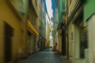Lost in Nice