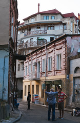 Tbilisi streets (runovv) Tags: georgia tbilisi city south caucasus mountains street streets history old urban nature building architecture