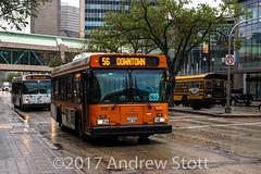 Winnipeg Transit (awstott) Tags: 937 bus winnipeg newflyer d30lf new flyer winnipegtransit transit