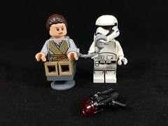 2017-278 - Do Something Nice Day (Steve Schar) Tags: 2017 wisconsin sunprairie iphone iphone6s project365 lego minifigure firstorder stormtrooper rey chair restraints handcuffs blaster dosomethingniceday starwars