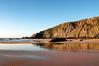 Acantilado en la playa (ccc.39) Tags: asturias xagó gozón cantábrico acantilado atardecer seascape beach sea sunset