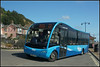 Vectis Blue 3804 (Jason 87030) Tags: southernvectis vectisblue shanklinesplanade seafront isleofwight iow island blue opater solo 3804 august 2017 holiday shanklin hw62cgo ilce sony alpha a6000 roadside shot shoot nex tag lens fave album photostream weather sunny summer sky location