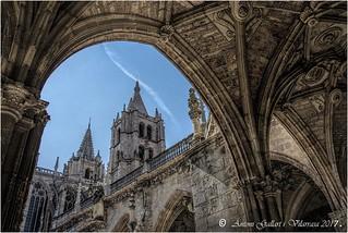 Catedral Sta. María de Regla. (León Capital - Reino de León - España)