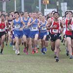 LHS XC, JV Varsity Men, Part 2, RUN Hard Invite, 10-7