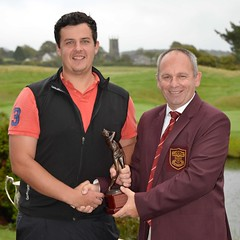 Martyn Hunkin, Mens Club Handicap Champion. Well done Martyn. (Neville Wootton Photography) Tags: clubchampionships golfsectionmens martynhunkin richardthompson stmelliongolfclub saintmellion england unitedkingdom
