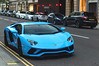 The New One (Beyond Speed) Tags: lamborghini aventador s supercar supercars car cars carspotting nikon v12 blue automotive automobili auto london uk automobile