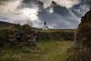 Breiðavík Kirkja (DJNstudios) Tags: westfjords breiðavík breidavik kirkja chuch lava ísland hotel campsite camping western dramatic skies skyporn turf house roof wanderlust travel