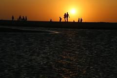 Siluetas (alestaleiro) Tags: jeri jericoacoara sunset sol sole ceará nordeste playa tramonto praia people silouhette siluetas controluce contraluz brasil peaceful atardecer alestaleiro