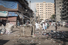 Mumbai - Bombay - Dharavi slum tour-30