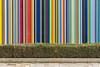 Le Moretti -- La Defense (clarsonx) Tags: paris france ladefense lemoretti art installation abstract hedge colorful tower cylindrical fiberglass tubes cheminee colors lines raymondmoretti closeup parallel contrast rainbow