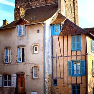 A French Town House