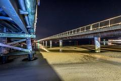 Barwon Heads Bridges-5 (Quick Shot Photos) Tags: barwonheads canon night oceangrove astro victoria australia twinbridges bridges leadinglinesbarwonheadscanonnightoceangroveastrovictoriaaustraliaau