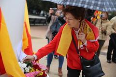 18.10.2017 HazteOir.org rinde homenaje a la bandera española en la Plaza de Colón de Madrid (HazteOir.org) Tags: 18102017 hazteoirorg rinde homenaje la bandera española en plaza de colón madrid nacionespañola