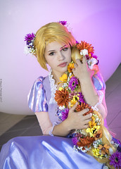 _MG_5064 (Mauro Petrolati) Tags: rapunzel gumiku cosplay cosplayer romics 2017 disney walt
