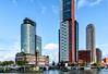 Rotterdam, Wilhelminapier (Herman1705) Tags: 20mm katendrecht wilhelminapier hotelnewyork dekaap rotterdam