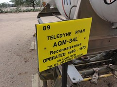"Teledyne Ryan AQM-34L 2 • <a style=""font-size:0.8em;"" href=""http://www.flickr.com/photos/81723459@N04/37823770561/"" target=""_blank"">View on Flickr</a>"
