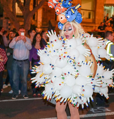2017.10.24 Dupont Circle High Heel Race, Washington, DC USA 9934