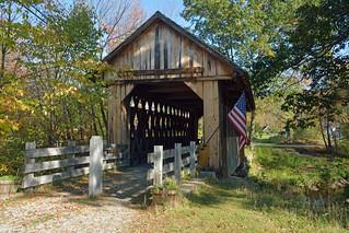 Cilleyville (Bog) Covered Bridge, NH