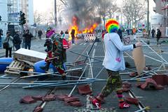 Blockupy_Frankfurt_2015_Ausschreitungen_Gewalt_Polizei (32 von 110) (Marcel Bauer) Tags: frankfurt ausschreitungen tear gas ezb
