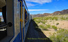 Scenes from the train (Walt Barnes) Tags: scenery scene track trackside rail railroad museum train locomotive dieselelectric engine diesel nevadastaterailroadmuseum nevadasouthernrailway nevada up844 emd gp30 mesa butte nature desert mountain landscape clouds sky view vista canon eos 60d eos60d canoneos60d wdbones99 topazsoftware pse15 excursion ride passenger