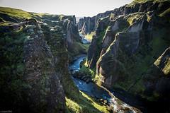 Fjadrargljufur Canyon - Iceland (Toine B.) Tags: fjadrargljufur canyon iceland landscape paysage water nikon d750 tamronsp2470mmf28divcusd tamron2470