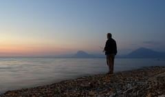 Waiting (KOSTAS PILOT) Tags: greece greeklife peloponese achaia kostaspilot longexposure paliovouna patras sea mediterranean ionion horizon sky silhouette coastline coast beach twilight dusk sunset sony sonyhx60 ελλάδα πελοπόννησοσ αχαιασ πατρα πατρινοηλιοβασίλεμα ηλιοβασίλεμαπατρασ ηλιοβασίλεμα λυκόφωσ παλιοβουνα παραλιαπατρων παραλια ακτη σιλουέτα ψαρασ fisherman fishing ουρανόσ bluehour