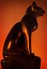 Bastet (arbyreed) Tags: arbyreed smileonsaturday objectsofsentimentalvalue bastet egypt ancientegypt egyptiangoddess egyptiancatgoddess goddessbastet museumqualityreproduction statue