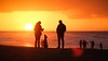The couple & their dog (Drummerdelight) Tags: shillouettes sunset intothesun sunsetting peoplewatching candidphotography dogandowner dog into sun sunlight sunlightset