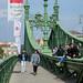 Ponte metálica Szabadsag