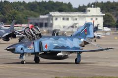 McDonnell-Douglas RF-4EJ Kai 47-6901 '901' 501 Hikotai (Mark McEwan) Tags: mcdonnelldouglas f4 rf4ekai 476901 501hikotai jasdf japan japanairselfdefenseforce woodywoodpecker hyakuri bluephantom reconnaissance recce phantom spook aviation aircraft airplane military ibaraki rf4ejkai