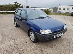 1994 Ford Fiesta 1.1 LX (Mr Gav!) Tags: 1994 ford fiesta 11 lx mk3