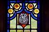 St. Michael - Pelican Stained Glass (geerlingguy) Tags: jeff geerling stl catholicstl catholic parish saint michael archangel church st louis