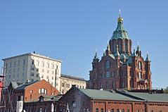 Uspenski Cathedral (JohntheFinn) Tags: helsinki finland suomi eurooppa europe summer kesä architecture