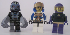 Gor-borg, Twister, AfterShock (Quickblade22) Tags: superpowers supervillains comics comicbook custom brickforge