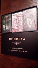 "Umbrtka ‎– 3 MC Edition Box • <a style=""font-size:0.8em;"" href=""http://www.flickr.com/photos/108225329@N03/38042098196/"" target=""_blank"">View on Flickr</a>"